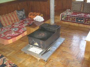Himachal Residents Fall Back On Fuel Wood To Fire Up Winter Heating Systems