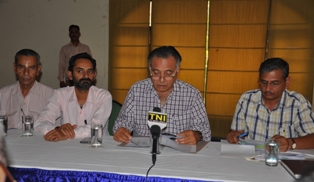 GS Bali at media brief on 28.6.2014