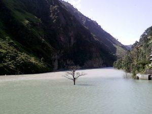 File Photo: Largi dam waters