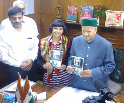 CM Releasing Book