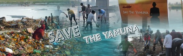 Save the Yamuna