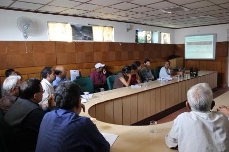 Shimla Meeting