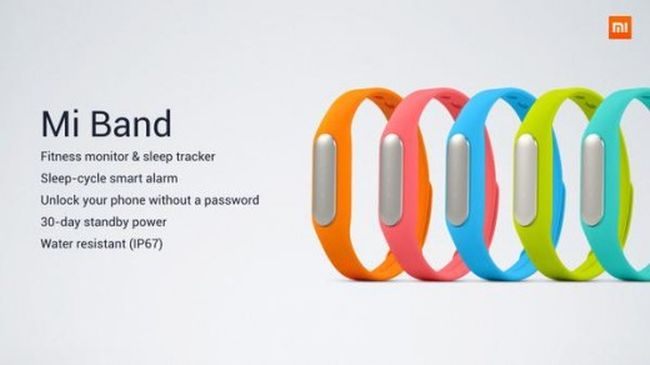 Xiaomi fitness wearable band_2