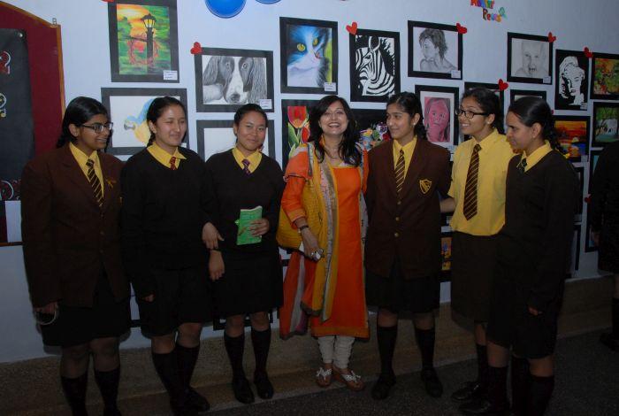 Art & Craft Exhibition Auckland House School_8