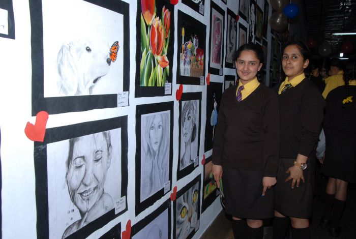 Art & Craft Exhibition Auckland House School_9