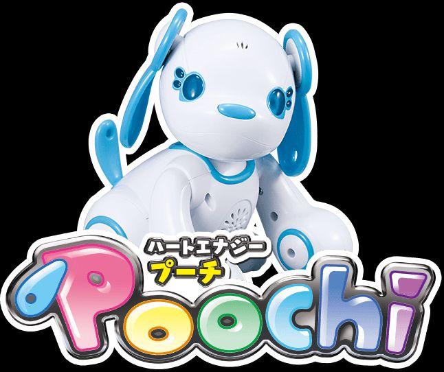 Poochi the robot dog_2