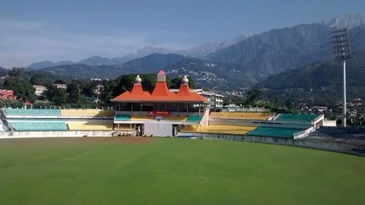 Virbhadra – Anurag bat it out over Dharamshala One Day match