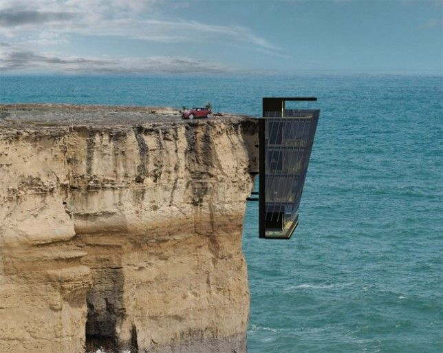Housing on the cliff edge_1
