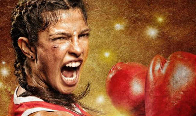 Mary Kom an inspiring biopic (Movie Review)