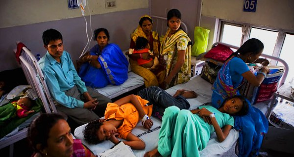 Shortage of Doctors, Patients Wait Enlessly In Remote Regions