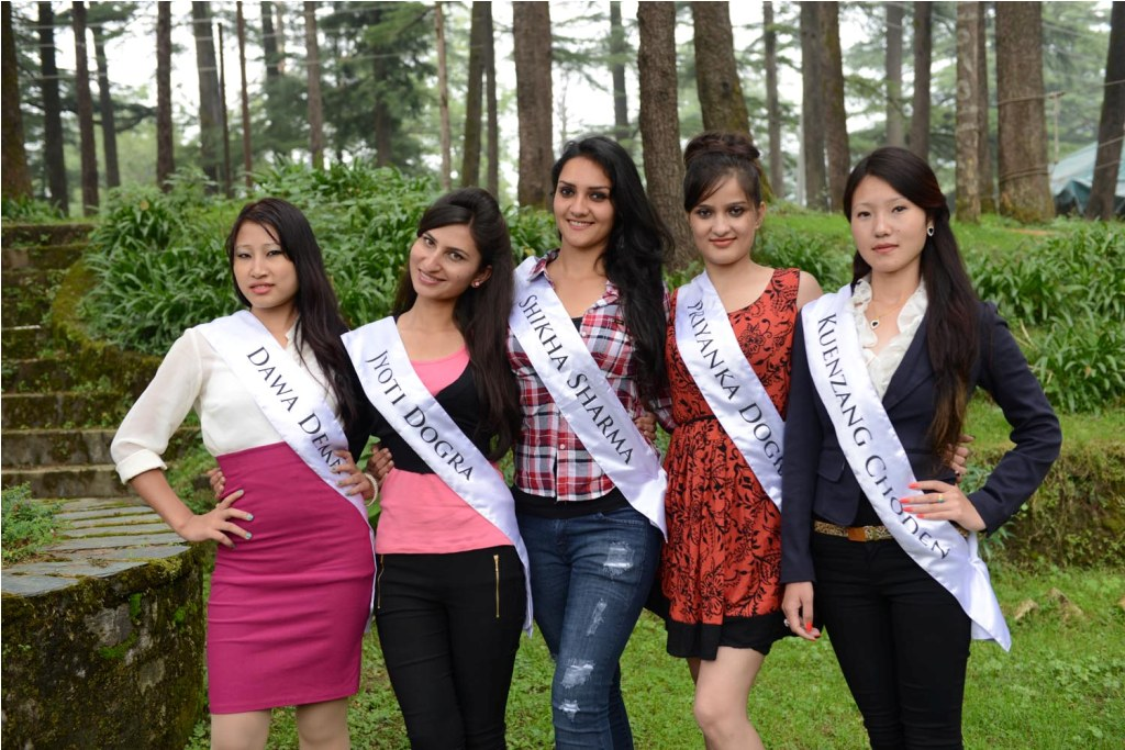 Miss Himalaya 2014 Contestants