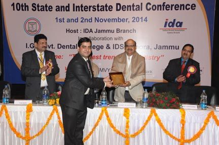 Dentist Hold Inter-state conference at Jammu_1