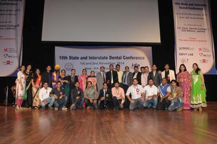 Dentist Hold Inter-state conference at Jammu_2