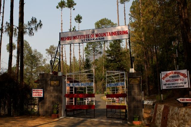 Nehru Mountaineering Institute Uttarkashi
