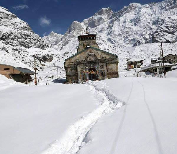 Ropeway to have last mile connect to Kedarnath Temple ...