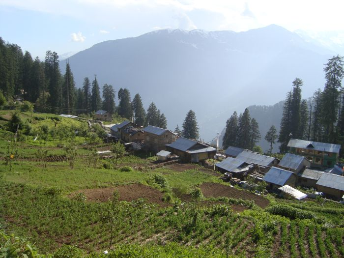Old Manali – A Differently Charming World