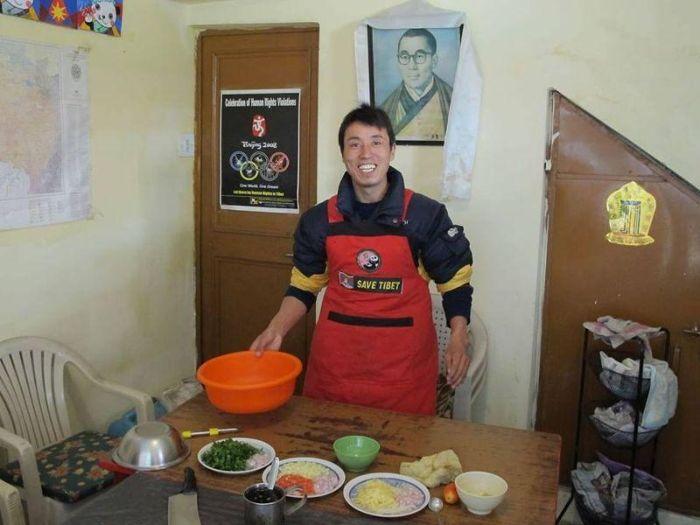 Sangye's Kitchen