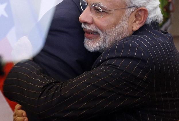 Modi custom suit