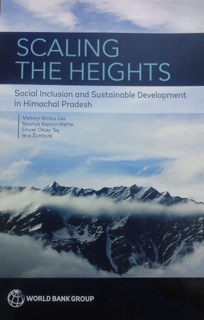 World Bank Report on Himachal Pradesh