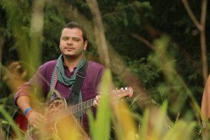 Abhiskehk Bisht, vocalist and guitarists, Laman