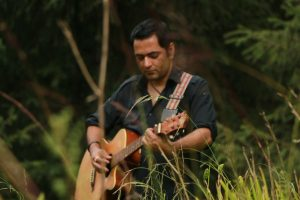 Shishir Chauhan, drummer and music composer, Laman