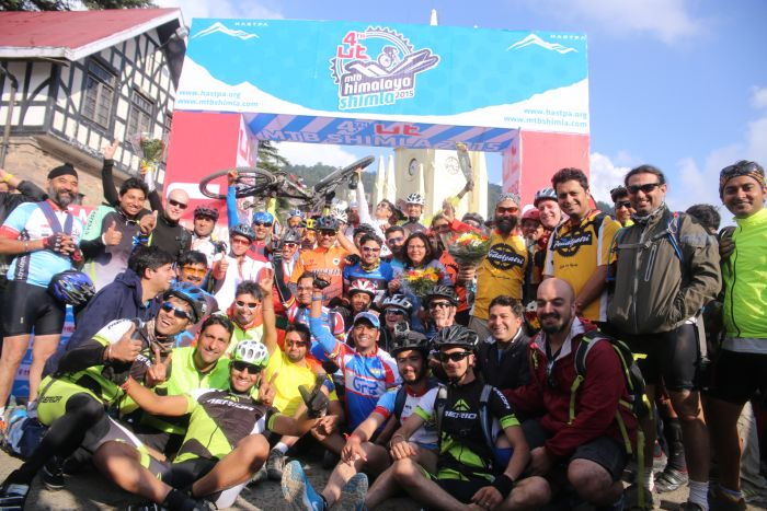 4th Edition of UT MTB Shimla 2015_4