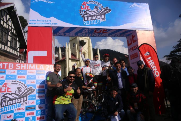 4th Edition of UT MTB Shimla 2015_5