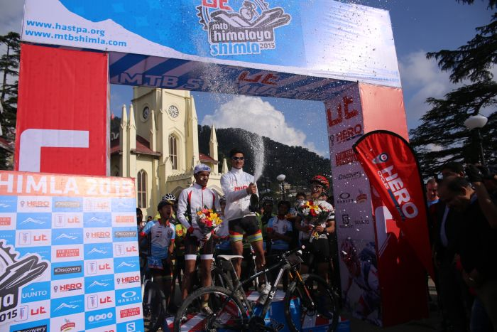 4th Edition of UT MTB Shimla 2015_6