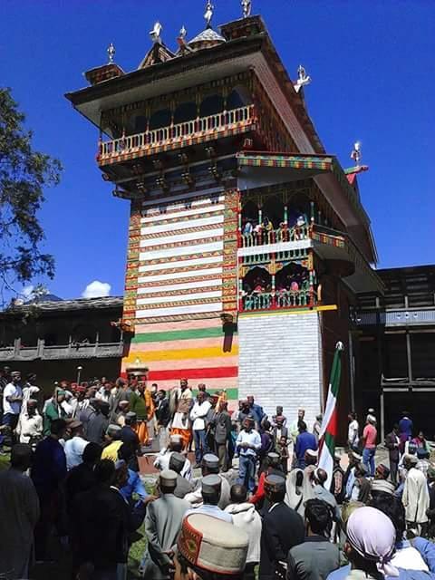 Shangchul Mahadev temple (File Photo)