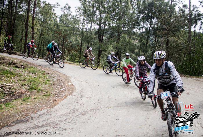 MTB Shimla 2014 - 12-13 April 2014_Photo by Samir Azad