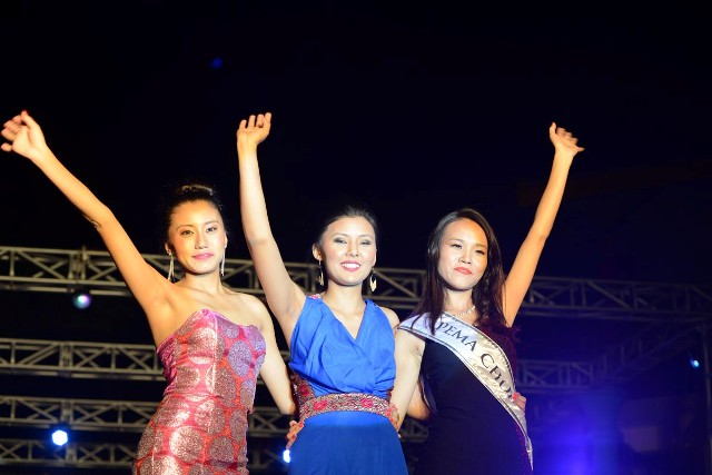 Miss Tibet Pageant 2015