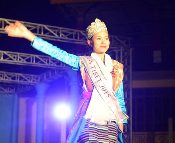 Miss Tibet 2015