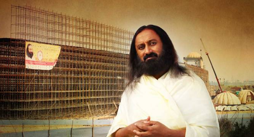 Sri Sri Ravi Shankar and his Art of Living project