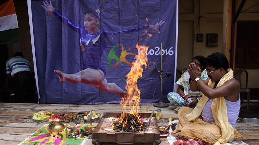 India Olypmics
